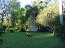 En el parque de la Viña