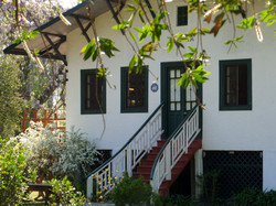 Fachada Casa La Viña