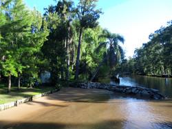 La Playa y zona de Pileta Natural