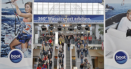 Salone Nautico di Dusseldorf