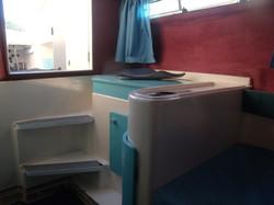 Fiart 24 Cabin
