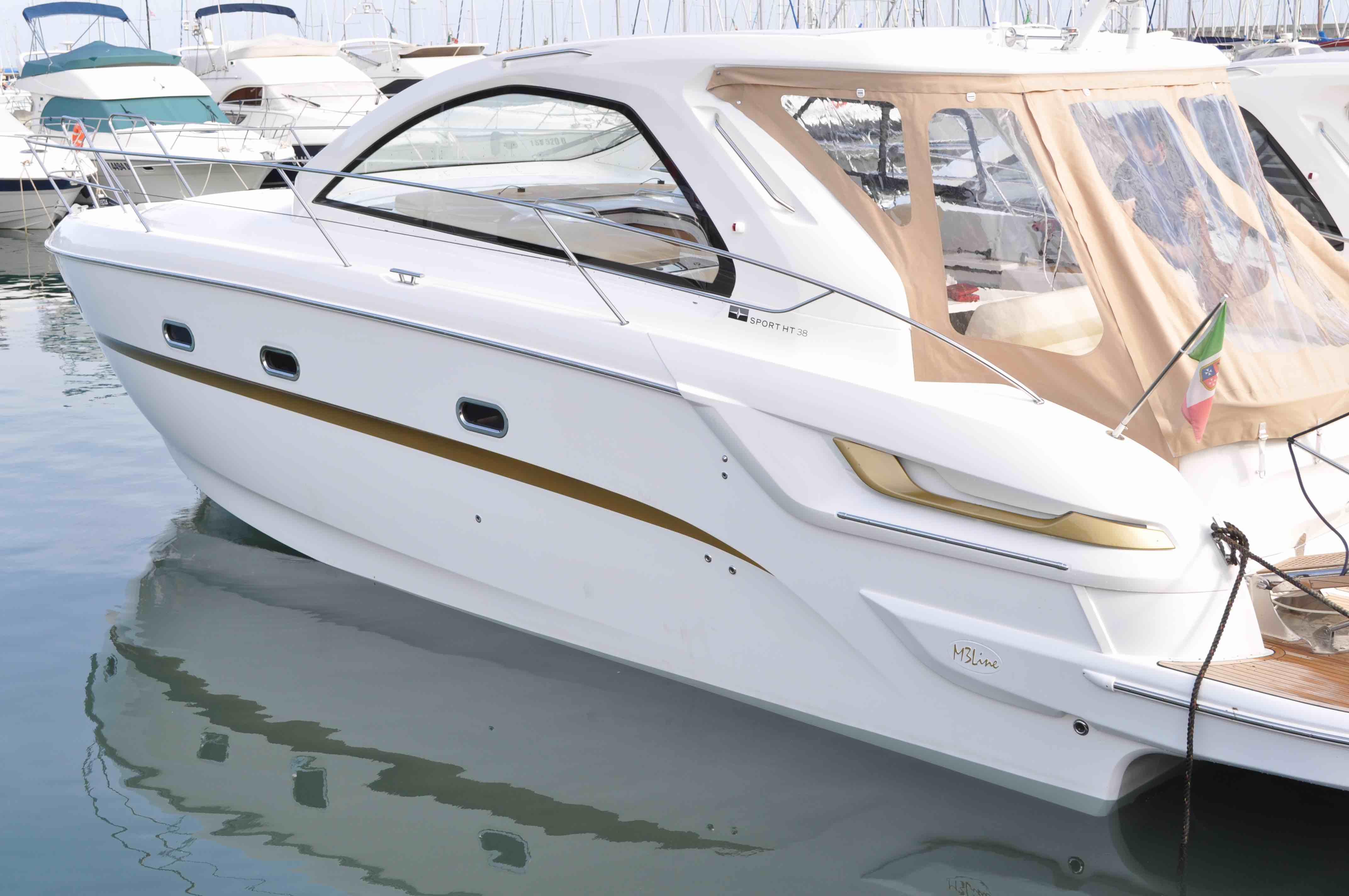 Personalizzazione imbarcazione