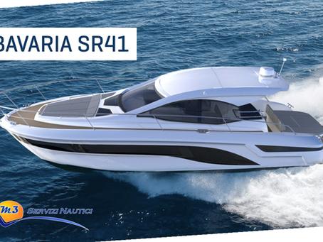 Arriva il nuovo modello BAVARIA YACHTS: BAVARIA SR41