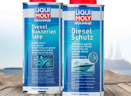 """Additivi Liqui Moly Marine contro la """"peste del diesel"""""""