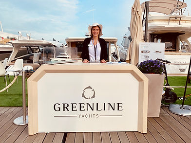 Stand Greenline Yachts