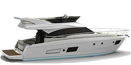 Gamma motorboat BAVARIA
