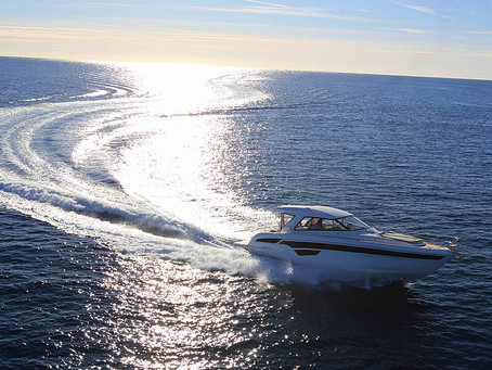 TEST DRIVE BAVARIA SPORT 450 COUPE'