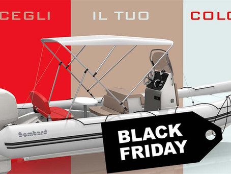 Speciale BLACK FRIDAY Package Bombard & Tohatsu