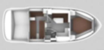BAVARIA SPORT 360 Layout