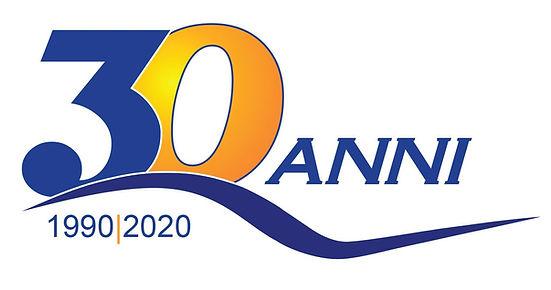 Logo 30 anni M3 Servizi Nautici