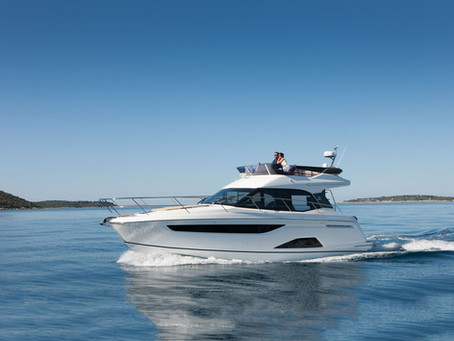 BAVARIA R40: il nuovo Rivoluzionario motoryacht BAVARIA