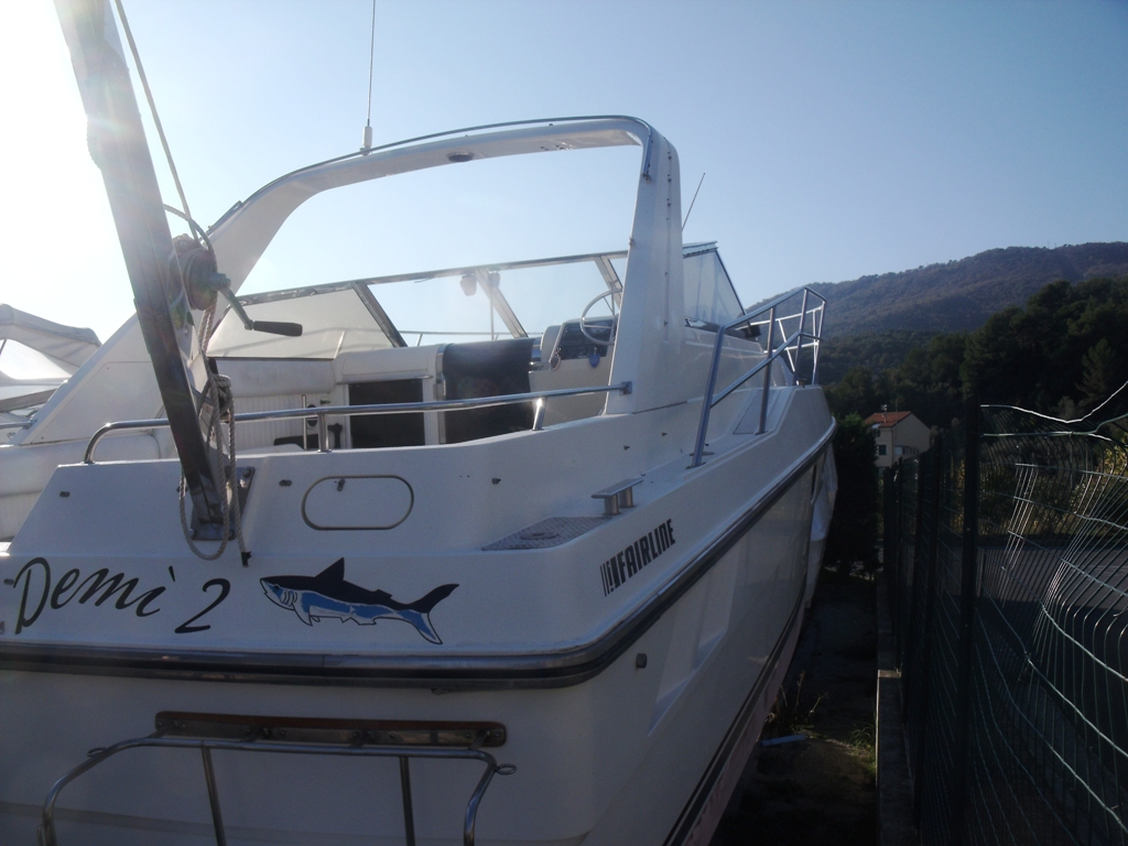 Fairline 33 Targa