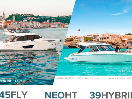BAVARIA Yachts & GREENLINE al Salone Nautico di Genova