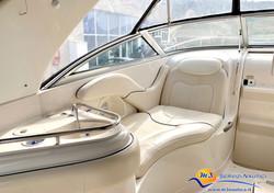 Monterey 298 S Cuddy barca usata img4