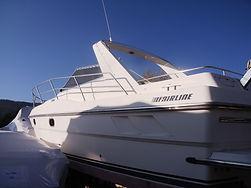 Fairline 33 targa barca usato