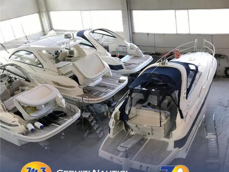 Rimessaggio, Manutenzione motori, Refitting & Personalizzazioni INVERNO 2021-2022
