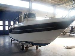 Italmar 23 De Luxe barca usato