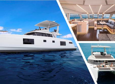 Catamarano BAVARIA NAUTITECH 47 POWER, Weekend Porte Aperte per visite  a Lavagna