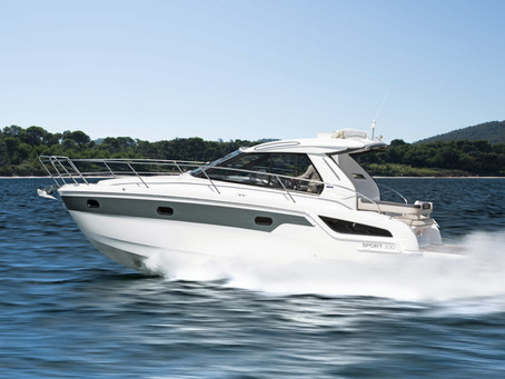 TEST DRIVE NUOVO BAVARIA SPORT 330 HT