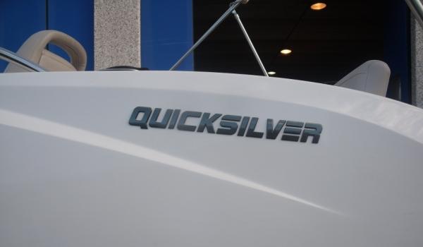 QUICK SILVER ACTIV 535 OPEN