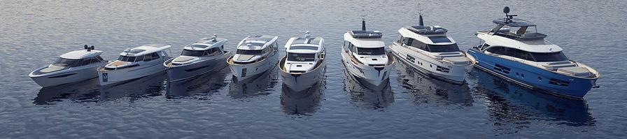 Gamma imbarcazioni Greenline