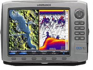 IL NUOVO LOWRANCE HDS-10m