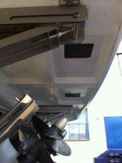 Tender lift plancetta maggiorata
