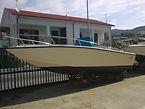 gariplast 730 open barca usata