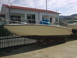 Gariplast 730 Open barca usato
