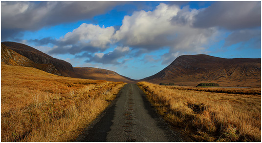 'Open Road' by Andrew Henry, CB Camera Club