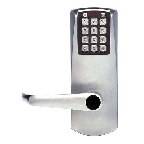 KABA E-PLEX 2000 CYLINDRICAL LOCK, 60MM B/SET, SC (E2032XSLL-626-41)