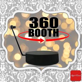 עמדת צילום וידאו 360 בהילוך איטי