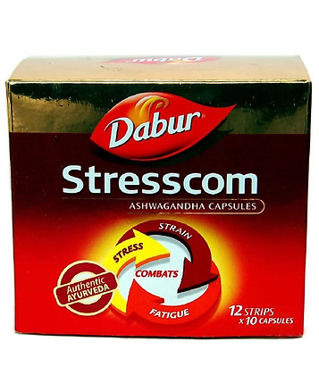 Dabur stresscom (Ashvagandha cap)