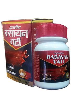 Rasayan vati pills / for vitality & stamina