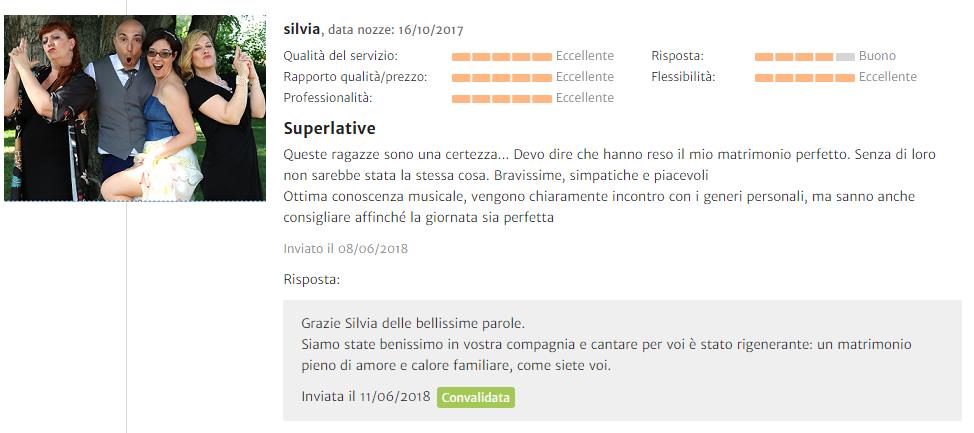Recensione Silvia Granai