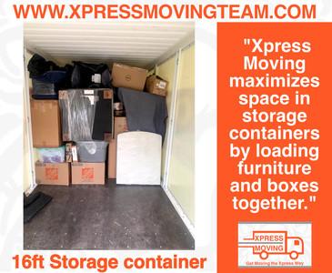 Xpress Moving Team
