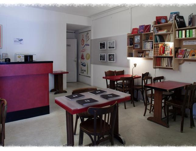 La cafétéria Véronique Jannot