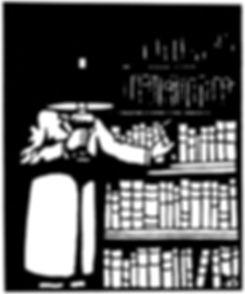 """Le Bibliophile"" de Félix Vallotton"