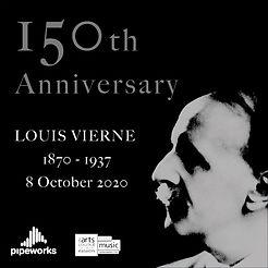 Louis Vierne 150th Anniversary