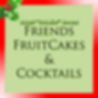 Friends, Fruitcakes & Cocktails Cover.jp