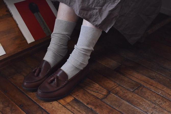 春の新作靴下