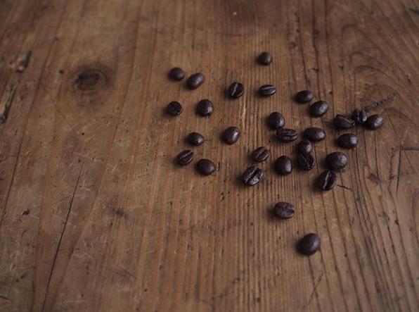 2月の珈琲豆