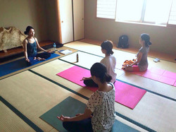 2015.8.27 Yoga Lesson