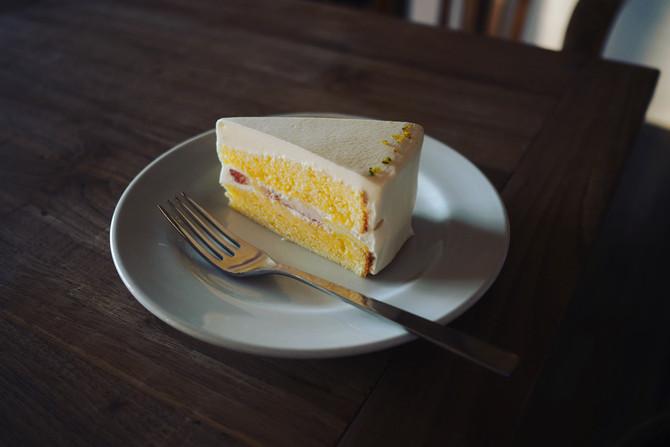 【9月7日まで】  期間限定 いちじくのショートケーキ