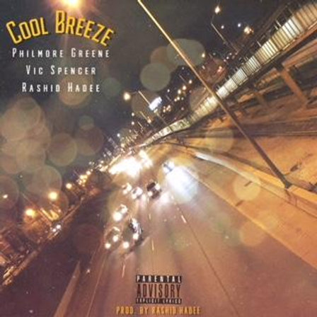 Cool Breeze Single Cover Art