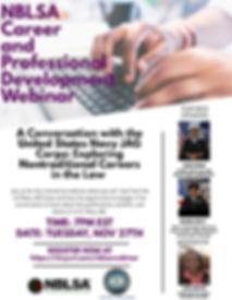 NBLSA Career and Professional Developmen