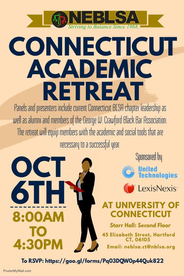Connecticut Academic Retreat