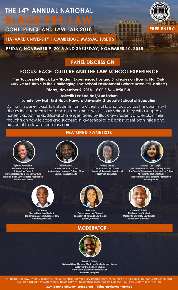 Panel - The Successful Black Law Student