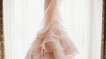 Pastel Wedding | ורוד פודרה רומנטי