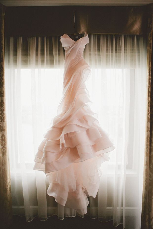 Pastel Wedding   ורוד פודרה רומנטי